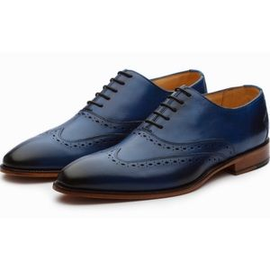 3DM Lifestyle Wingtip Oxford Handcrafted Shoe
